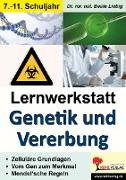 Cover-Bild zu Lernwerkstatt Genetik & Vererbung