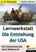 Cover-Bild zu Lernwerkstatt Die Entstehung der USA