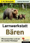 Cover-Bild zu Lernwerkstatt Bären von Rosenwald, Gabriela