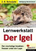 Cover-Bild zu Lernwerkstatt Igel