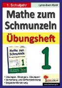 Cover-Bild zu Mathe zum Schmunzeln - Übungsheft, 1. Schuljahr (eBook) von Kohl, Lynn S