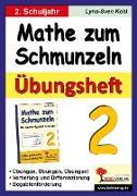 Cover-Bild zu Mathe zum Schmunzeln - Übungsheft, 2. Schuljahr (eBook) von Kohl, Lynn S