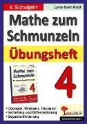Cover-Bild zu Mathe zum Schmunzeln - Übungsheft, 4. Schuljahr (eBook) von Kohl, Lynn S