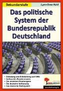 Cover-Bild zu Das politische System der Bundesrepublik Deutschland (eBook) von Kohl, Lynn S