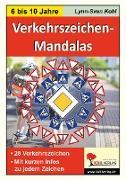 Cover-Bild zu Verkehrszeichen-Mandalas (eBook) von Kohl, Lynn S