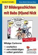 Cover-Bild zu 37 Bildergeschichten mit Babs (H)und Nick (eBook) von Kohl, Lynn S