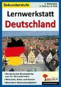 Cover-Bild zu Lernwerkstatt Deutschland, Sekundarstufe (eBook) von Kohl, Lynn S