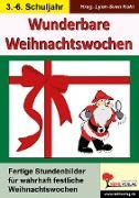 Cover-Bild zu Wunderbare Weihnachtswochen (eBook) von Kohl, Lynn S.