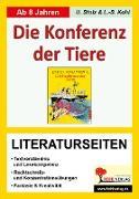 Cover-Bild zu Konferenz der Tiere - Literaturseiten (eBook) von Stolz, Ulrike