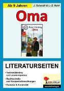 Cover-Bild zu Oma - Literaturseiten (eBook) von Schmidt, Jasmin