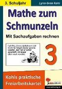 Cover-Bild zu Mathe zum Schmunzeln - Sachaufgaben, 3. Schuljahr (eBook) von Kohl, Lynn S
