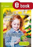 Cover-Bild zu Action-Hausaufgaben Mathe 3+4 (eBook) von Sommer, Sandra