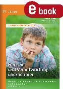 Cover-Bild zu Frei sein und Verantwortung übernehmen (eBook) von Berens, Norbert