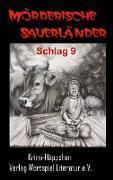 Cover-Bild zu Mörderische Sauerländer - Schlag 9 von Kallweit, Frank W.
