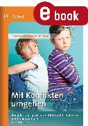 Cover-Bild zu Mit Konflikten umgehen (eBook) von Berens, Norbert