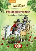Cover-Bild zu Lesetiger - Pferdegeschichten von Benn, Amelie