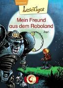 Cover-Bild zu Lesetiger - Mein Freund aus dem Roboland von Zapf