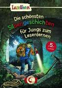 Cover-Bild zu Leselöwen - Das Original: Die schönsten Silbengeschichten für Jungs zum Lesenlernen von Hanauer, Michaela