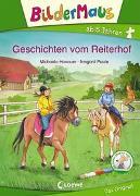 Cover-Bild zu Bildermaus - Geschichten vom Reiterhof von Hanauer, Michaela