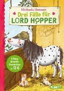 Cover-Bild zu Drei Fälle für Lord Hopper von Hanauer, Michaela
