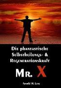 Cover-Bild zu Mr. X, Mr. Gesundheits-X von Lanz, Arnold H.