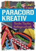 Cover-Bild zu Paracord kreativ (eBook) von Lenzen, J. D.