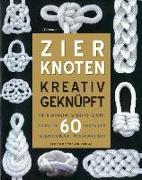 Cover-Bild zu Zierknoten kreativ geknüpft von Lenzen, J. D.