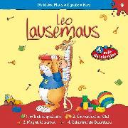 Cover-Bild zu Leo Lausemaus - Folge 9 (Audio Download) von Hargesheimer, Maren