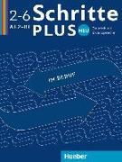 Cover-Bild zu Schritte plus Neu im Beruf 2-6. Kopiervorlagen von Baum, Wolfgang