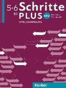 Cover-Bild zu Schritte plus Neu 5+6. Spielesammlung von Klepsch, Cornelia
