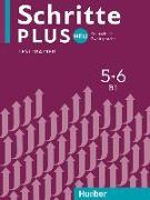 Cover-Bild zu Schritte plus Neu 5+6. Testtrainer mit Audio-CD von Giersberg, Dagmar