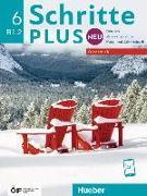 Cover-Bild zu Schritte plus Neu 6 - Österreich. Kursbuch + Arbeitsbuch mit Audio-CD zum Arbeitsbuch von Hilpert, Silke