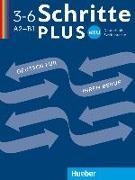 Cover-Bild zu Schritte plus Neu 3-6 Kopiervorlage von Bosch, Gloria