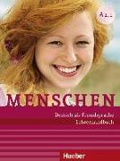Cover-Bild zu Menschen A1. Paket Lehrerhandbuch A1/1 und A1/2 von Kalender, Susanne