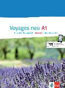 Cover-Bild zu Voyages - Neue Ausgabe. Lehr- und Arbeitsbuch von André, Anne Guilaine
