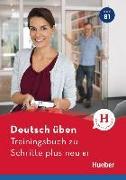 Cover-Bild zu Deutsch üben - Trainingsbuch zu Schritte plus neu B1. Buch von Geiger, Susanne