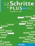 Cover-Bild zu Schritte plus Neu 1+2. Deutsch als Zweitsprache. Spielesammlung von Klepsch, Cornelia