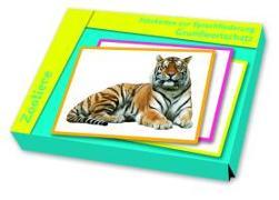 Cover-Bild zu Fotokarten zur Sprachförderung Grundwortschatz: Zootiere von Redaktionsteam Verlag an der Ruhr