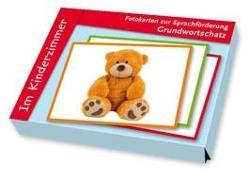Cover-Bild zu Fotokarten zur Sprachförderung Grundwortschatz: Im Kinderzimmer von Redaktionsteam Verlag an der Ruhr