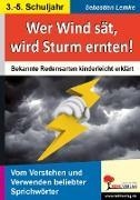 Cover-Bild zu Wer Wind sät, wird Sturm ernten! von Lemke, Sebastian