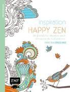 Cover-Bild zu Inspiration Happy Zen von Edition Michhael Fischer