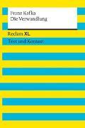 Cover-Bild zu Die Verwandlung. Textausgabe mit Kommentar und Materialien von Kafka, Franz