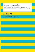 Cover-Bild zu Prinz Friedrich von Homburg (eBook) von Kleist, Heinrich von