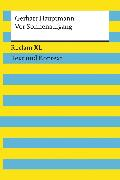 Cover-Bild zu Vor Sonnenaufgang. Soziales Drama. Textausgabe mit Kommentar und Materialien (eBook) von Hauptmann, Gerhart
