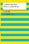 Cover-Bild zu Der zerbrochne Krug (eBook) von Kleist, Heinrich von
