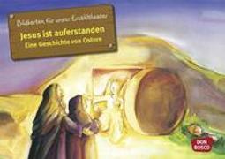 Cover-Bild zu Jesus ist auferstanden. Kamishibai Bildkartenset von Brandt, Susanne