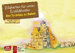Cover-Bild zu Der Turmbau zu Babel. Kamishibai Bildkartenset von Brandt, Susanne