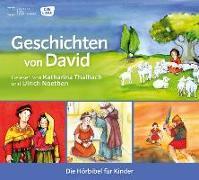 Cover-Bild zu Geschichten von David. Die Hörbibel für Kinder von Brandt, Susanne