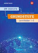 Cover-Bild zu IT-Berufe. Schülerband. Grundstufe 1. Jahr. Lernfelder 1-5 von Ringhand, Klaus