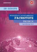 Cover-Bild zu IT-Berufe. Fachstufe Lernfelder 6 - 9: Arbeitsbuch von Patett, Ingo